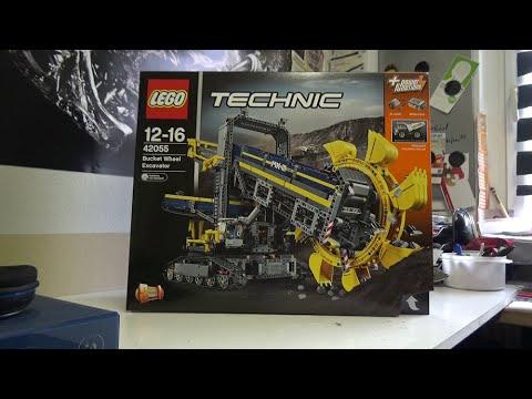 lego technic 42055 bucket wheel excavator. Black Bedroom Furniture Sets. Home Design Ideas