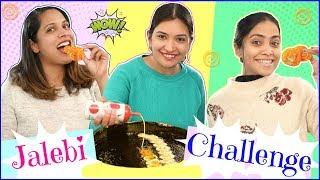 JALEBI CHALLENGE  #Recipe #Swiggy #Anaysa #ShrutiArjunAnand #CookWithNisha