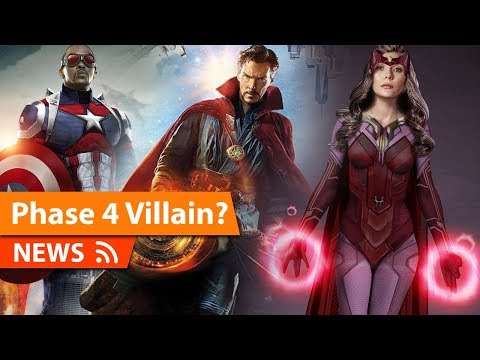 Scarlet Witch Will Be The MCU's Next Big Threat Theory Explained  - Avengers & Marvel Phase 4 Future