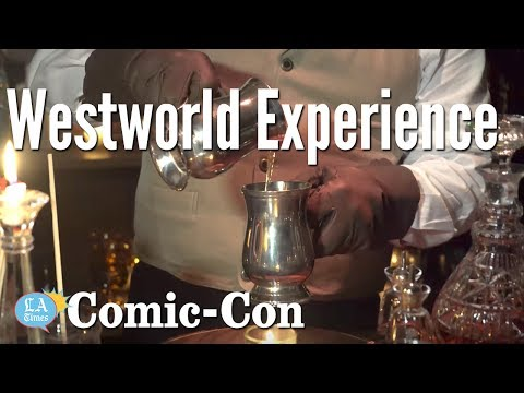 Westworld Experience: Comic-Con | Los Angeles Times