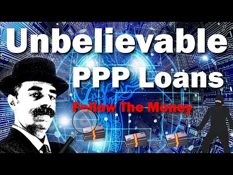 Unbelievable PPP Loans - Analysis Of The Paycheck Protection Program Data