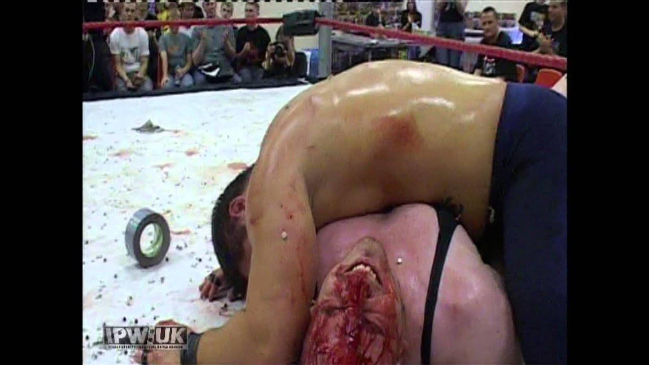 Hardcore Mixed Wrestling 110