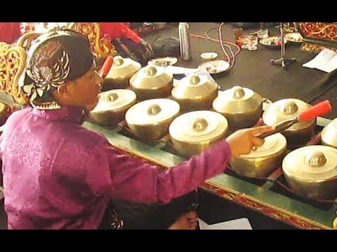 KEBOGIRO MANTEN / Javanese Gamelan Music Jawa / Karawitan PONDOK Condongcatur [HD]