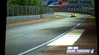 Gran Turismo 4: Lister Storm V12 Race 2