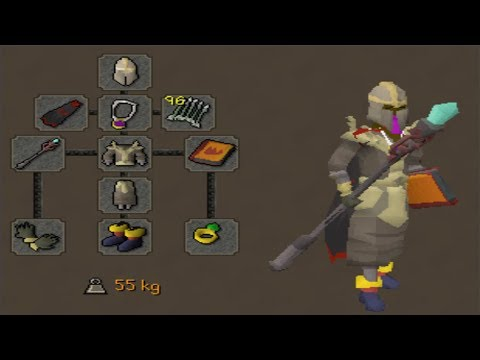 Pking with new PvP Armours