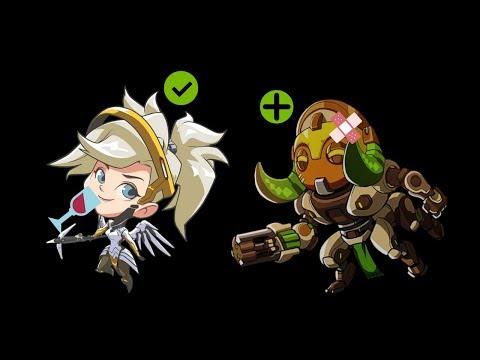 Drunk FaceOff!! (Breen Vs. Tisha) (Lets Play Overwatch Drunk)