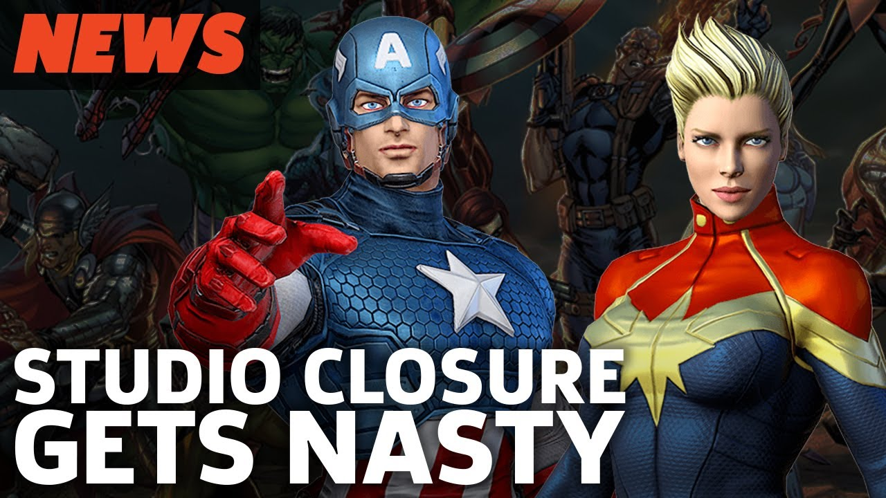 Marvel Heroes Shutdown Escalates & New Open World RPG From Forza Horizon  Dev! - GS News Roundup