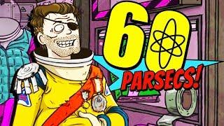 THE CREW HAS GONE INSANE! - 60 Parsecs Gameplay