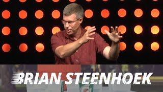 The Race: Running for an Audience of One - Brian Steenhoek