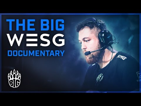 BIG in Barcelona - WESG LAN FINALS