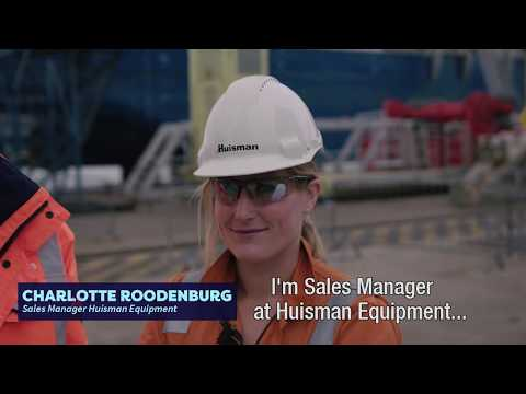 Huisman Showcases Generations Of Innovation - NL Makes It