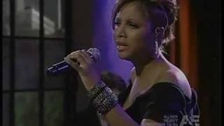 Toni Braxton@A&E Private Sessions, Part 1 of 5 (2010)