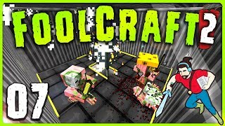 FOOLCRAFT 2 | Ep 07 | A DAY OF DISCOVERY! || Minecraft Modded
