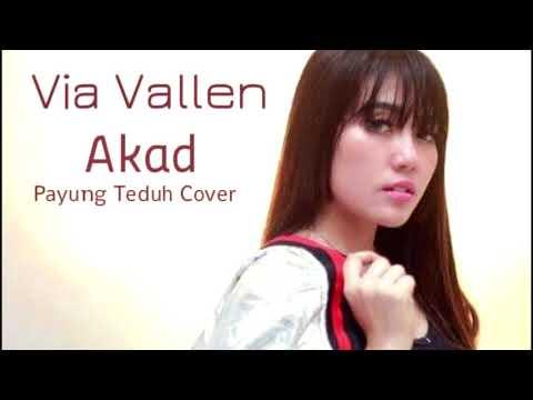 Via Vallen - Akad (Payung Teduh Cover)