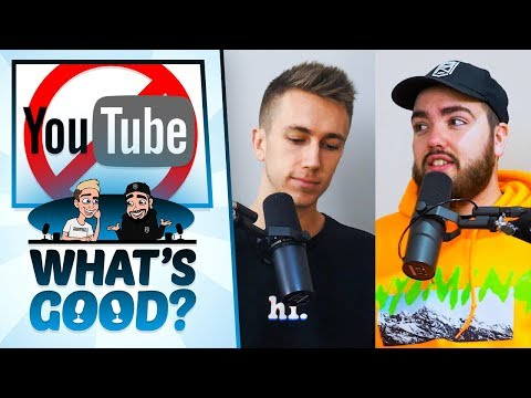 Quitting YouTube - Whats Good?