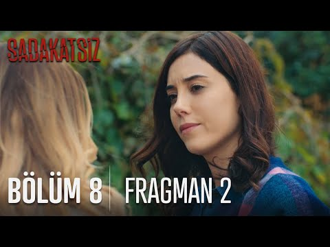 Sadakatsiz 8. Bölüm 2. Fragmanı