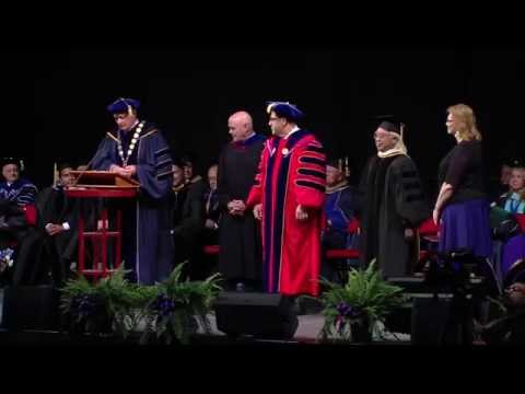 The Investiture of Joseph I. Castro as Eighth President of California State University, Fresno
