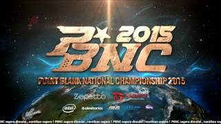 PBNC 2015 Final LIVE Tennis Indoor Senayan