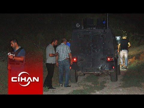 Mersin'de polise silahlı ve el bombalı saldırı