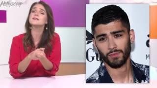 Zayn Malik Gets New 'Love' Tattoo in Girlfriend Gigi Hadid's Handwriting   Engagement Rumors True