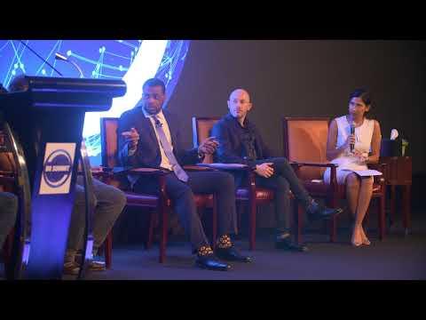 Reggie Middleton on Economic Rent at the Blockchain Investment & Innovaton Summit in Dubai