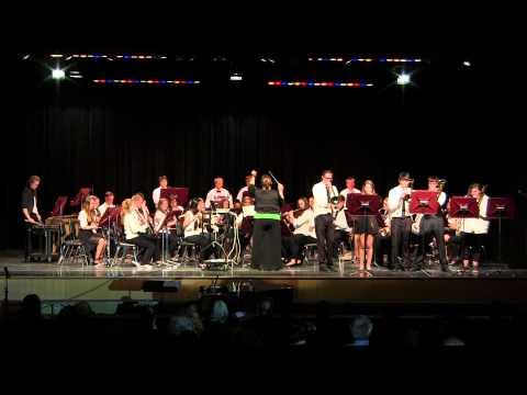 WPHS Concert Band  Seventy Six Trombones arr. Paul Jennings