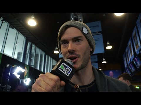 Brad Evans' journalistic debut, Feilhaber's funky prediction
