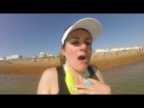 The hottest, hardest Brighton Marathon 2017