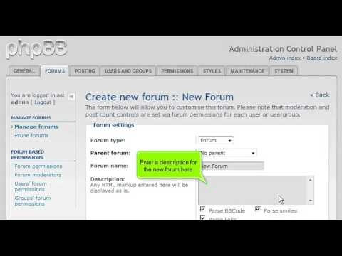 Tutorial: How to create a forum in phpBB | LayerOnline Web Hosting
