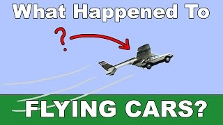 What happened to flying cars?