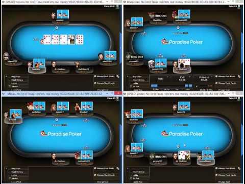 Paradise Poker Vlog No.34