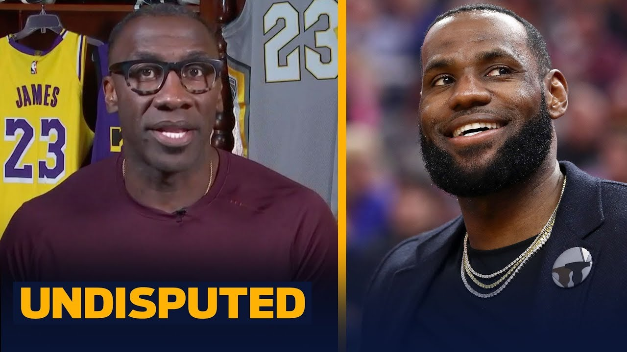 Shannon Sharpe demands that LeBron James make a documentary on his career | NBA