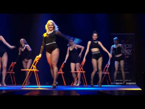 Sexi Dance - Burleska - Zakończenie Sezonu 2016/2017 Dance Atelier