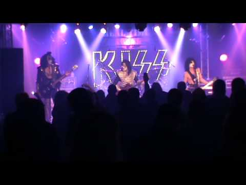 Dressed To Kill - Kiss Tribute CHESTERFIELD 7TH FEB 2015