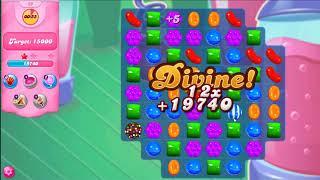 Candy Crush Saga (Level 16-20)