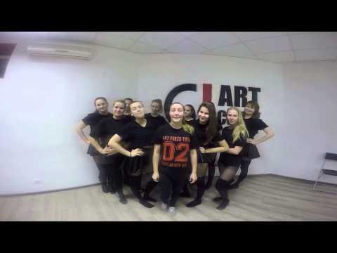 WOMAN'S WEEK -танцевальный интенсив для девушек! Профессиональная школа танца Art Craft