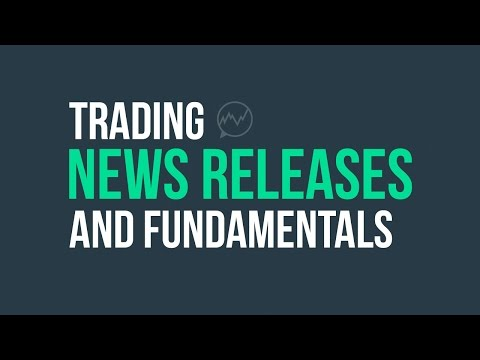 Trading news releases and fundamentals, w/ biotech day trader John Welsh
