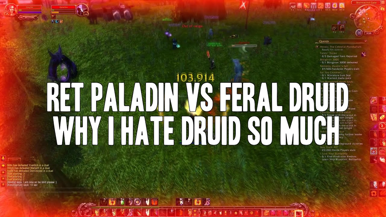 Wow legion 703 duels ret vs feral why i hate druid so much wow legion 703 duels ret vs feral why i hate druid so much guyno malvernweather Image collections