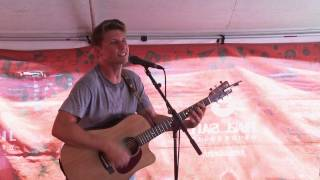 "Ace Enders (I Can Make A Mess) - ""Ever So Sweet"" Live at Warped Tour 7-28-13"