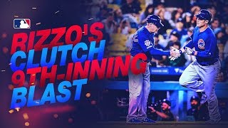Rizzo's late game heroics in L.A.!