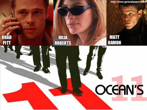 Ocean's Eleven Soundtrack - David Holmes-Stealing The Pinch.wmv