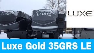 Baixar Luxe Gold 35GRS Limited Edition - Full Time Fifth Wheel