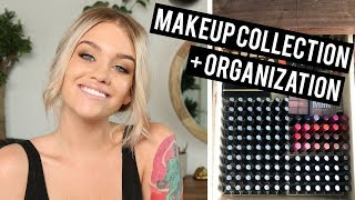 MAKEUP COLLECTION + ORGANIZATION