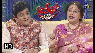 Alitho Saradaga | 18th  February 2019  | Jayachitra (Actress) | ETV Telugu