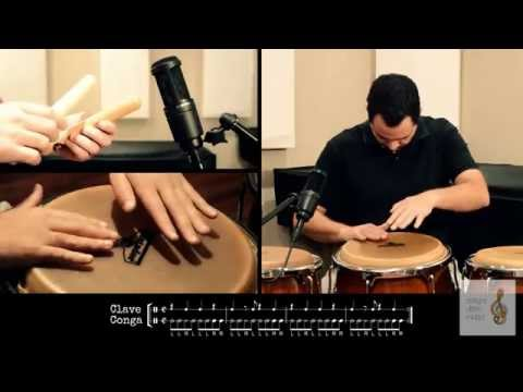 Conga Lessons l Afro-Cuban rhythms: How to play Son
