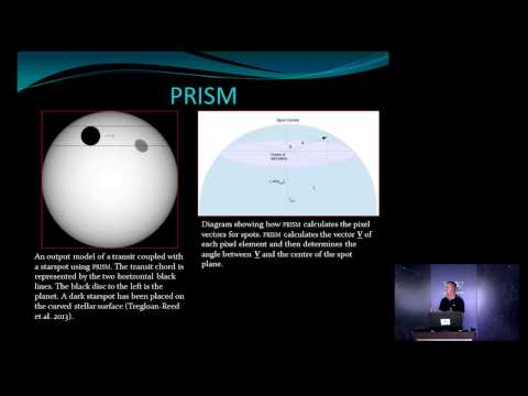 Starspots and the dynamic evolution... Jeremy Tregloan-Reed (SETI Talks)