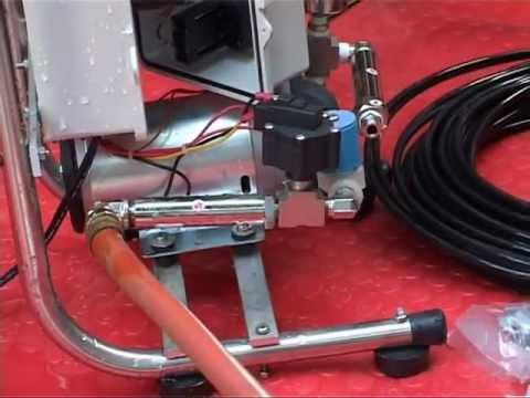 Installation of diy misting system youtube installation of diy misting system solutioingenieria Gallery