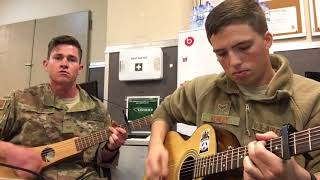 White House Road - Tyler Childers cover (Cody Fox and Zach Kehley)