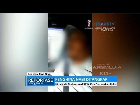 Hina Nabi Muhammad SAW Seorang Pria Ditangkap Polisi