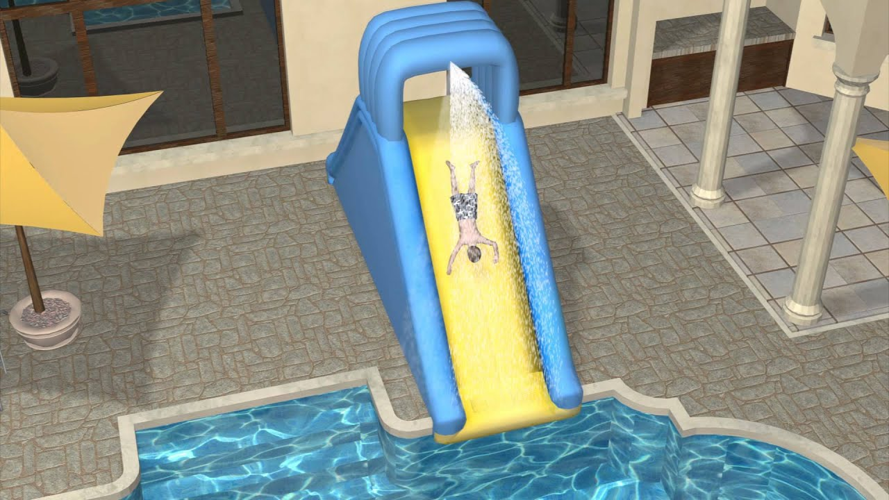 Pool With R Wal Mart Toys R Us Recall Banzai Pool Water Slide After Woman S Death